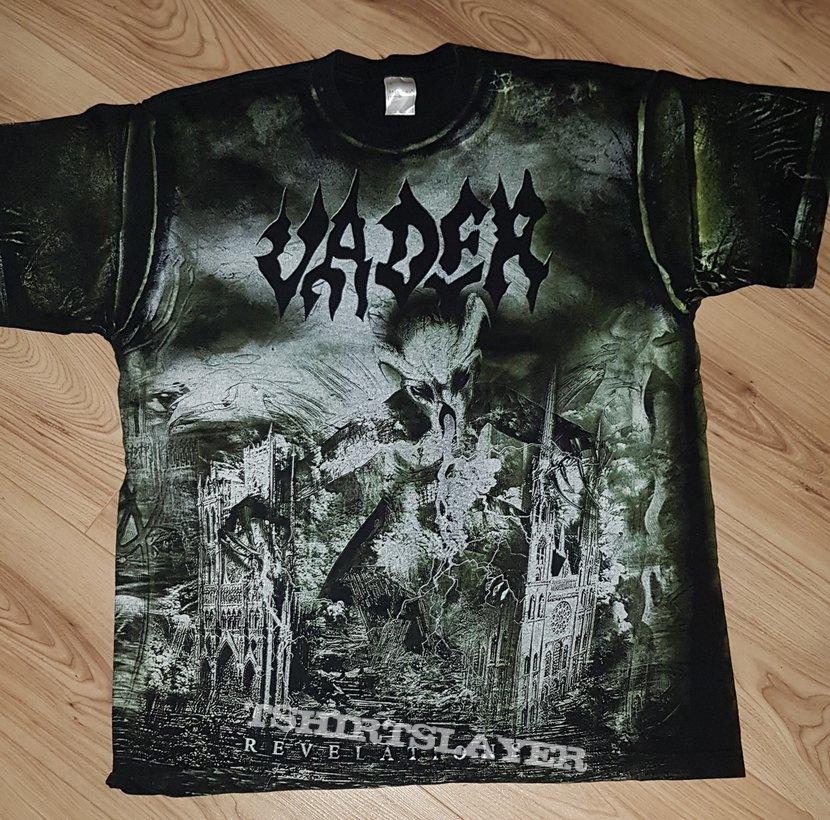 Vader Revelations t shirt