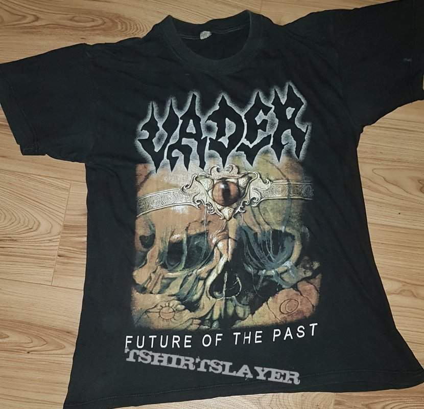 Vader t shirt Future of the past