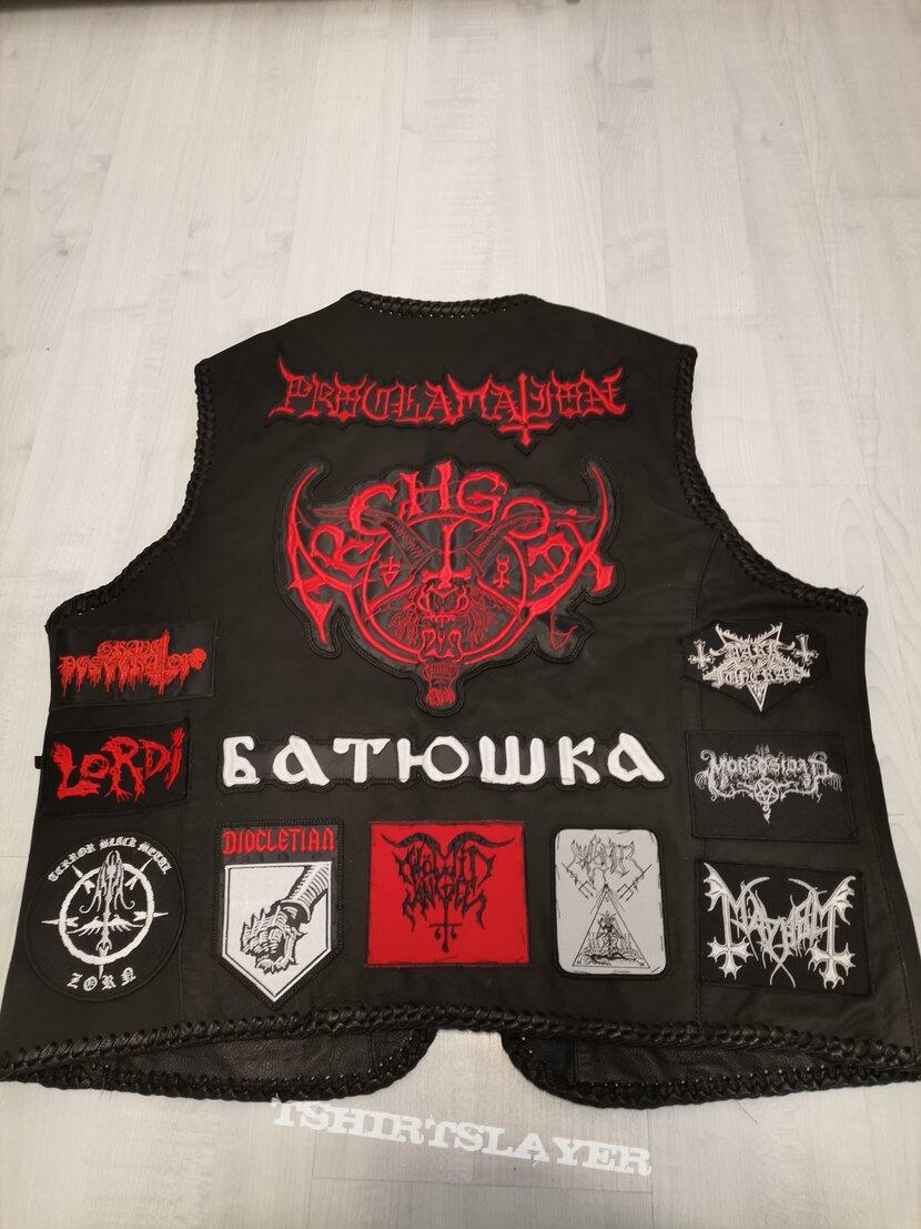 New Battle Vest