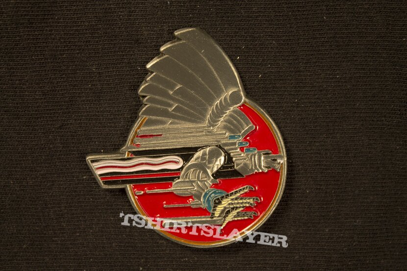 Judas Priest - Screaming For Vengeance Pin