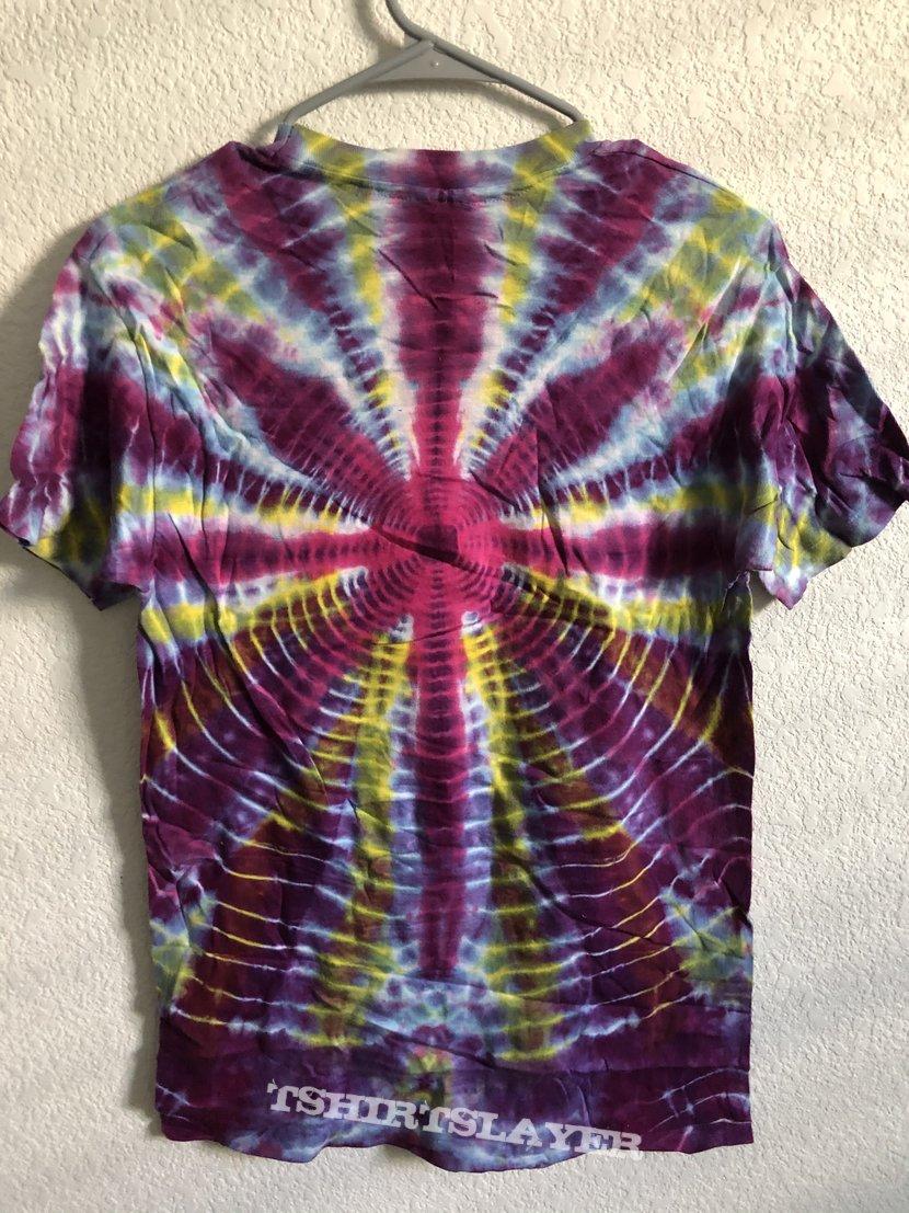 Deep Purple Symmetria Tie Dye 1984 Deadstock