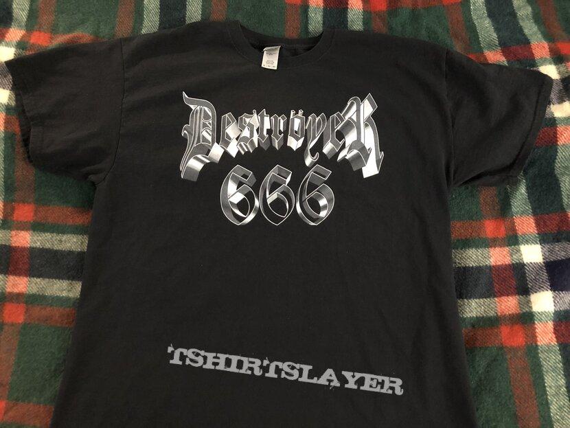 Destroyer 666 satanic speed metal