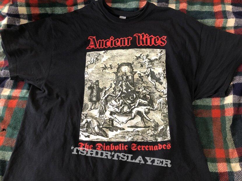 Ancient Rites the diabolic serenades