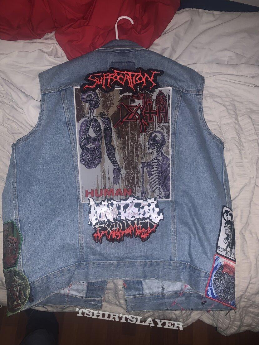 My current vest progress