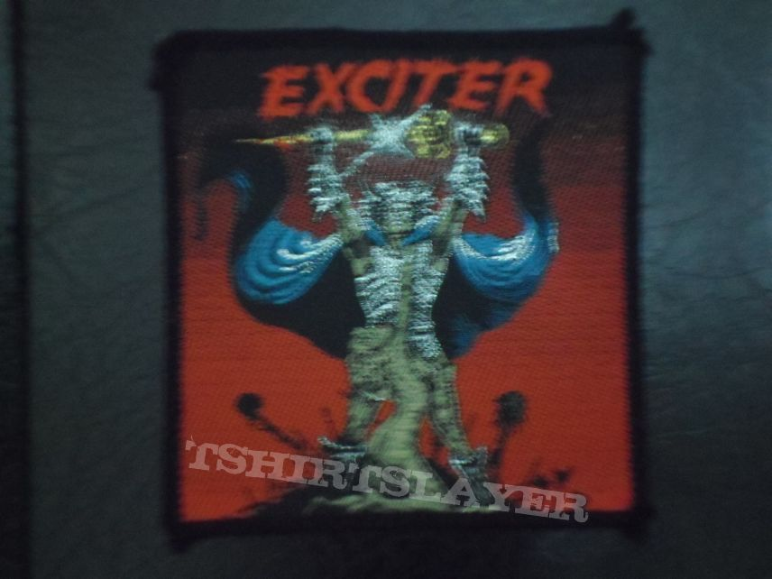 Patch Exciter - Long Live to Loud
