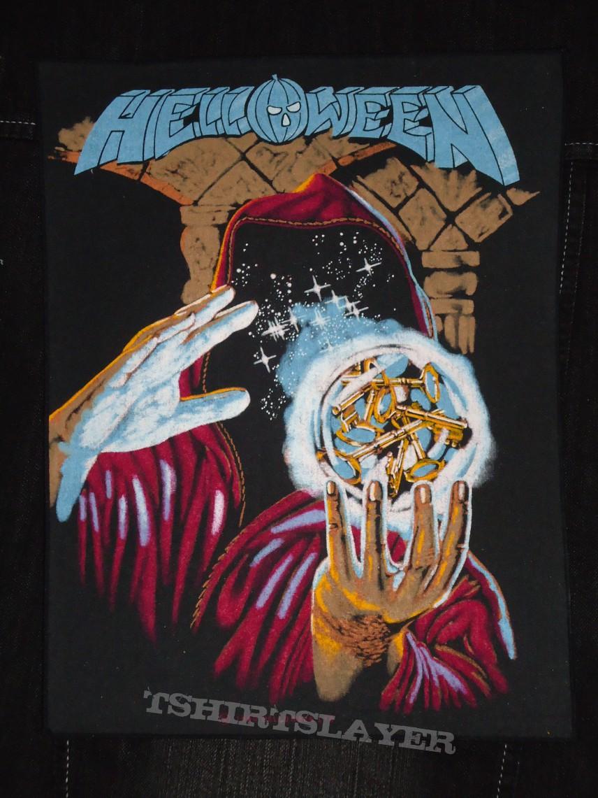 Backpatch Helloween - Keeper of The Seven Keys (Original 1990)