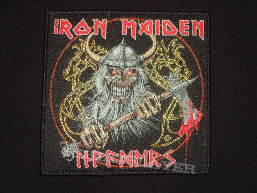Iron Maiden - Vikings (bootleg 2) | TShirtSlayer TShirt and