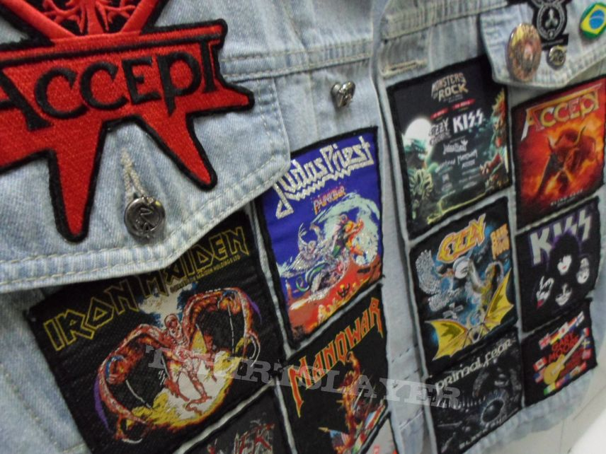 Monsters of Rock Jacket 2015