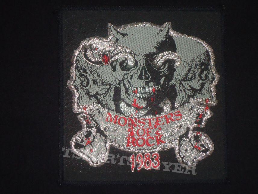 Monsters of Rock 1983 (original)