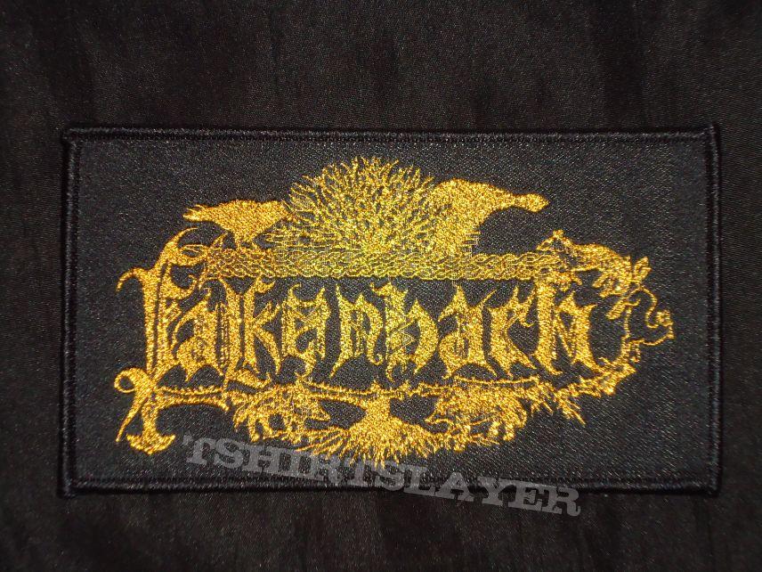 Falkenbach - Golden Logo
