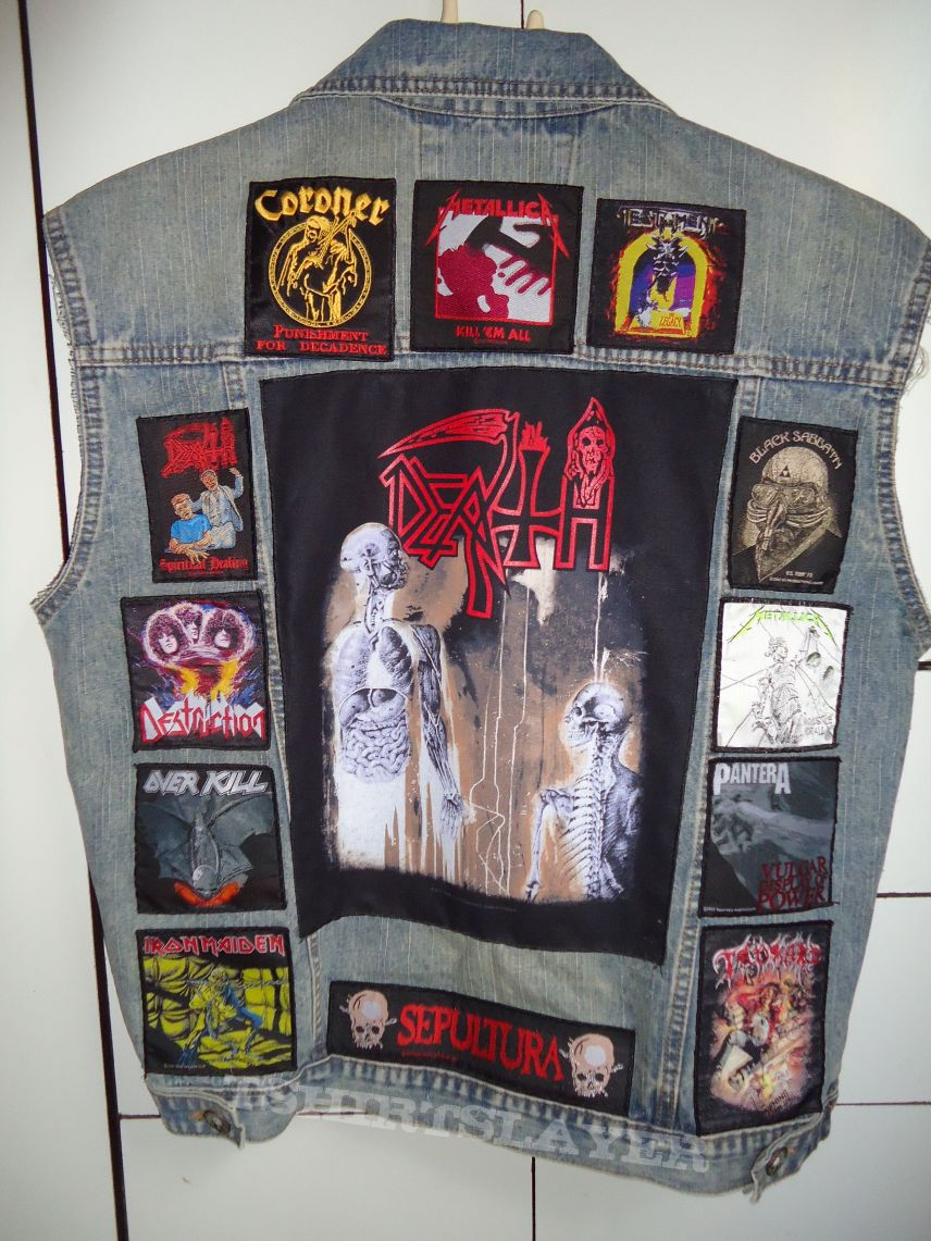 Vest Made to Another Friend