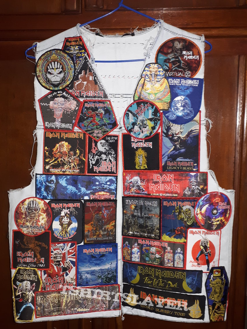Second Iron Maiden Vest