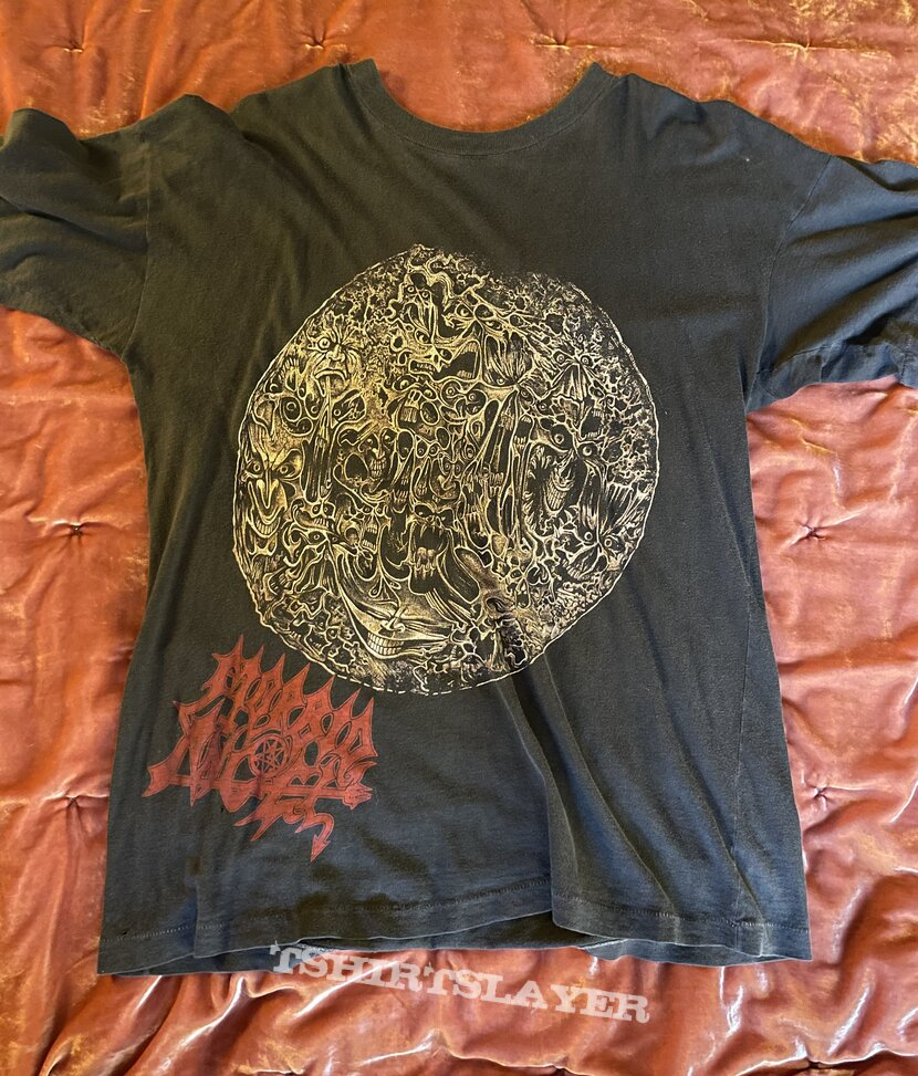 Early 90s Morbid Angel Altars of Madness shirt