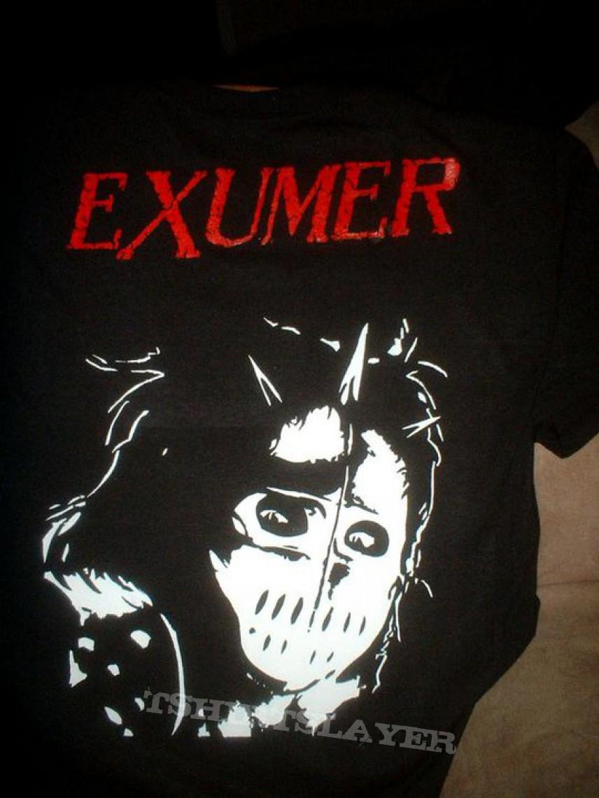 TShirt or Longsleeve - Exumer shirt DIY stencil