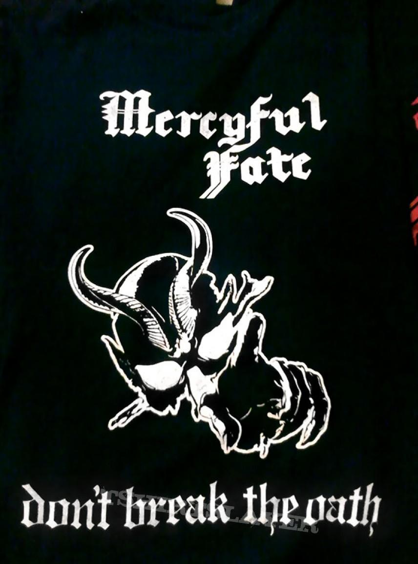 MERCYFUL FATE - SHIRT [DIY] don't break the oath
