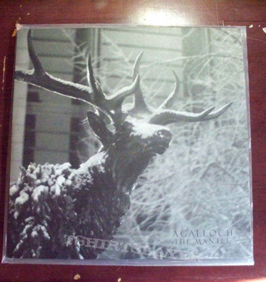 Other Collectable - AGALLOCH  - The Mantle VINYL LP grey