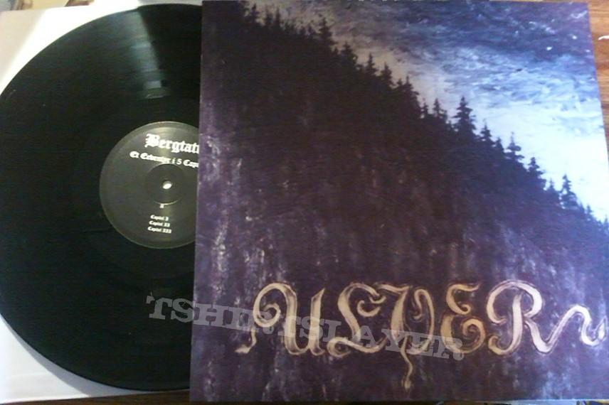 Other Collectable - ULVER - Bergtatt Vinyl LP [Bootleg]