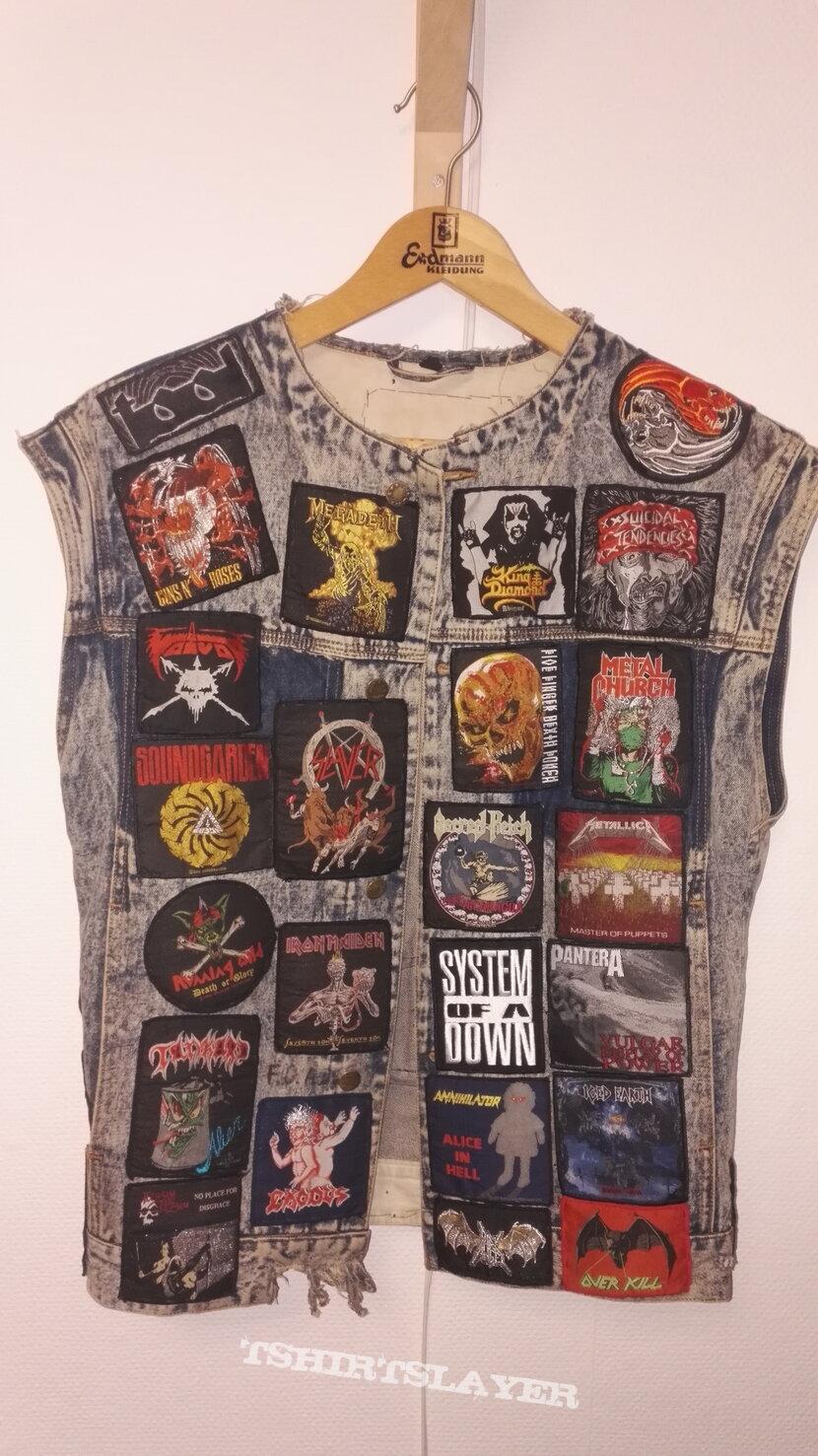 Battle Jacket, Kutte