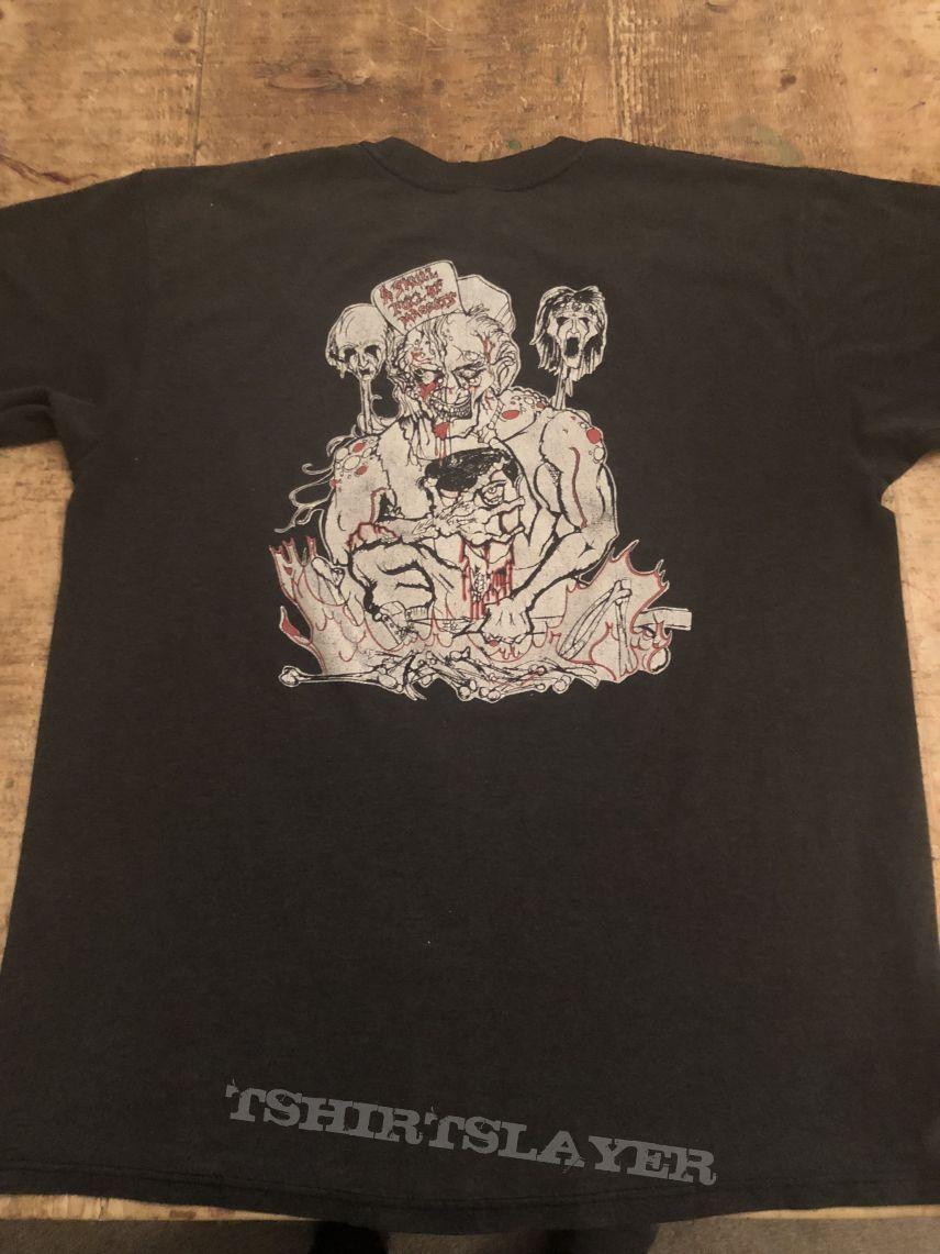 Original Cannibal Corpse demo shirt