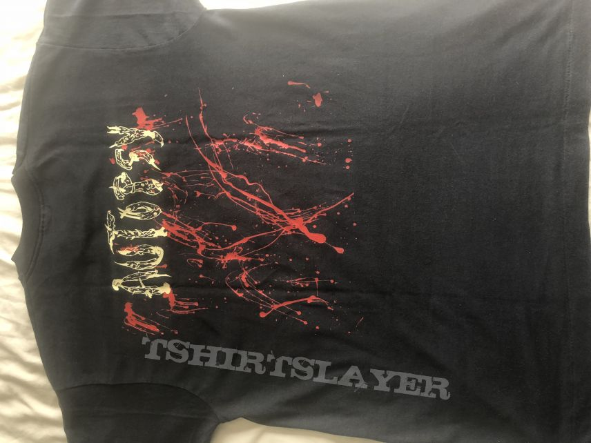 Autopsy mega rare early shirt