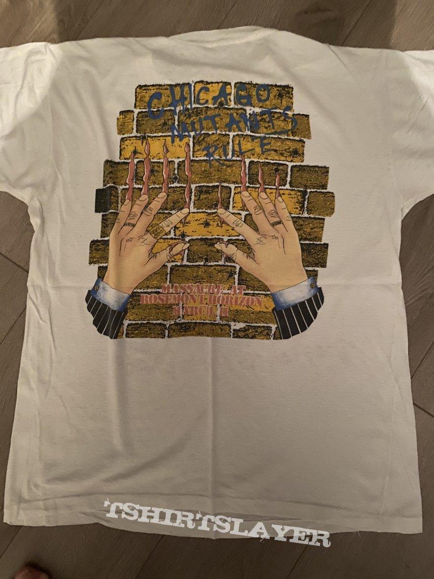 IRON MAIDEN Fan club shirt