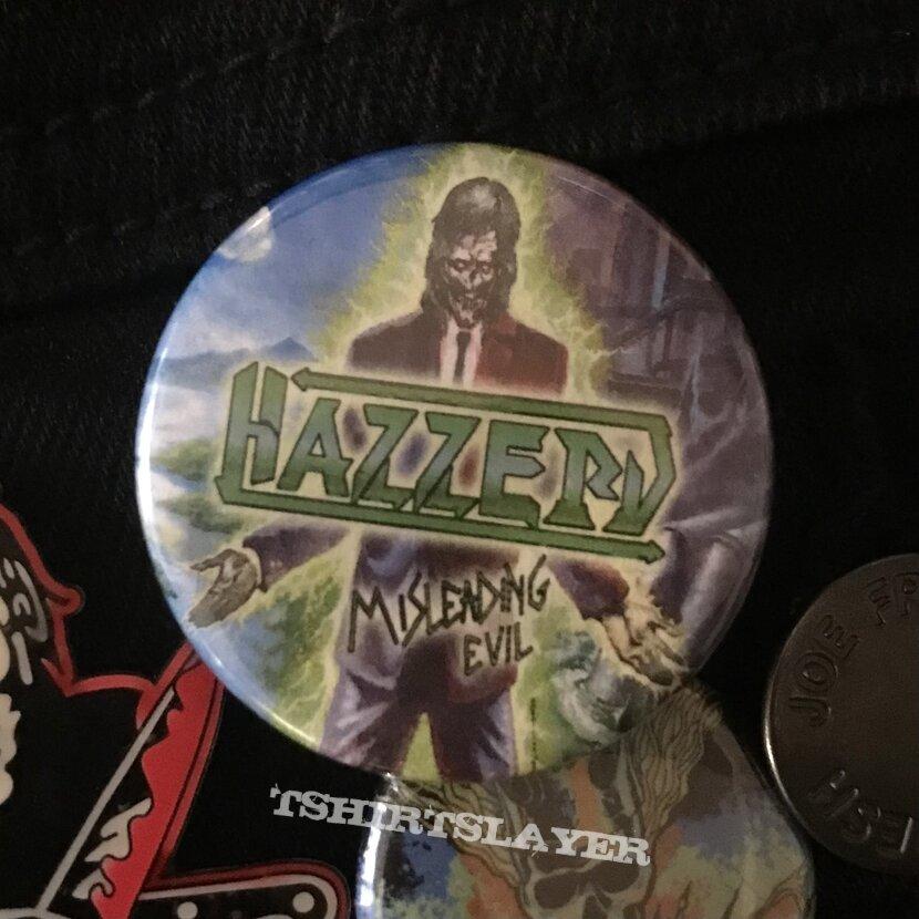 Hazzerd Misleading Evil pin