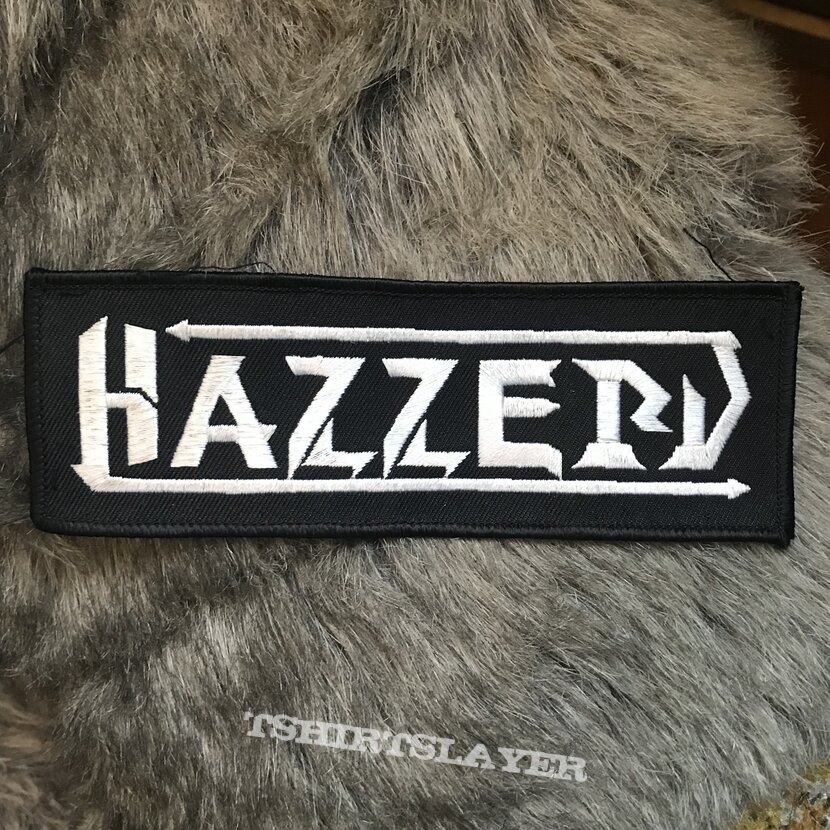 Hazzerd logo patch