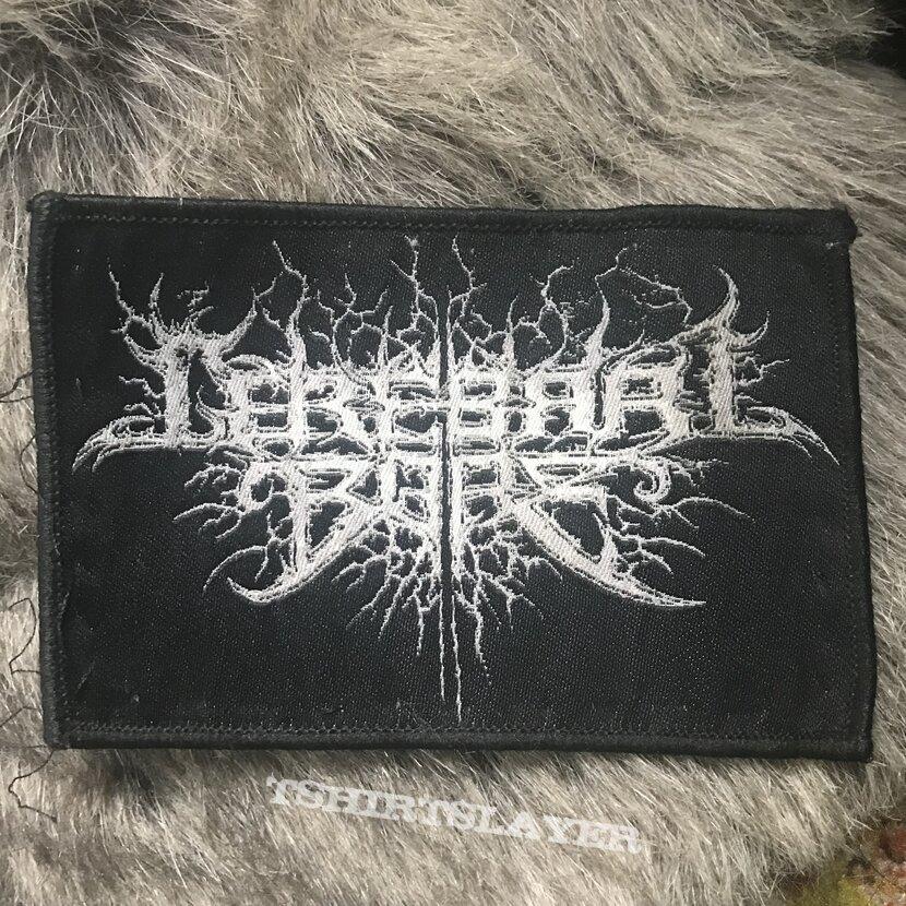 Cerebral Bore logo patch