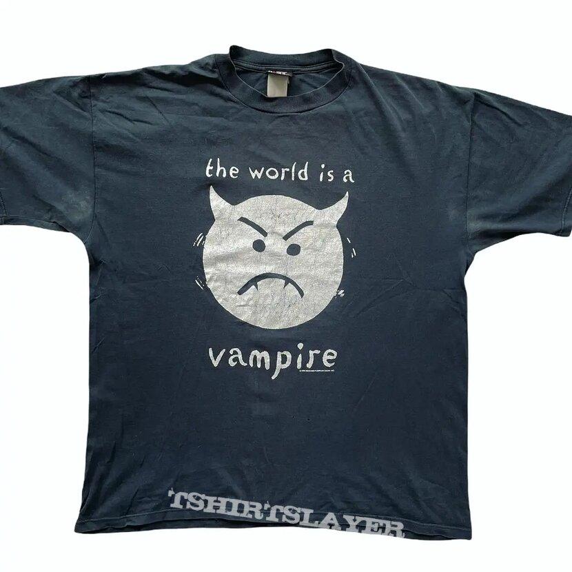 Smashing Pumpkins - The World Is A Vampire