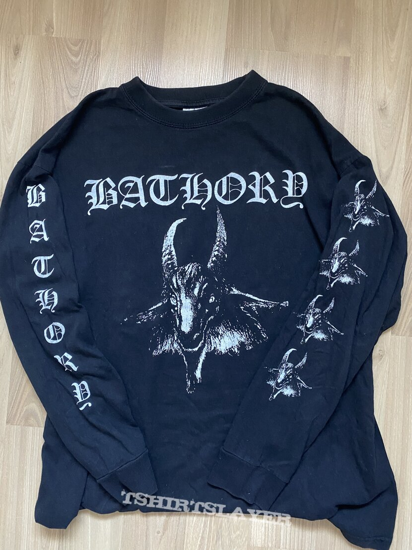 Bathory - Bathory Goat Longsleeve 2001