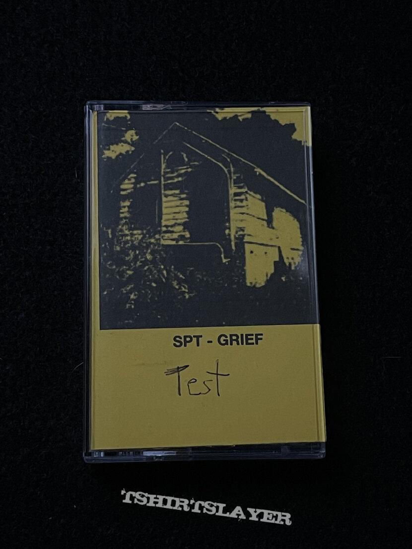 Skeleton Proof Tanks - Grief Cassette