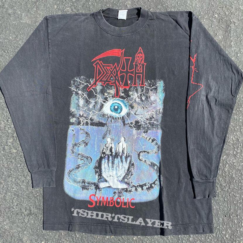 1995 Death Symbolic Long Sleeve Shirt