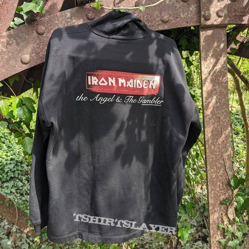 1998 Iron Maiden The Angel and the gambler XL