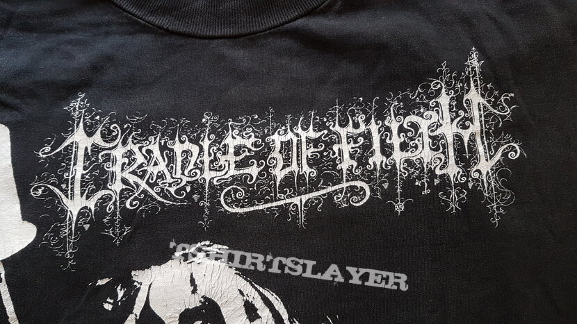 Cradle of Filth Jesus is a Cunt first version 1993