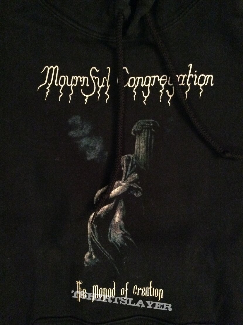 Mournful Congregation - The monad of creation hooded sweater