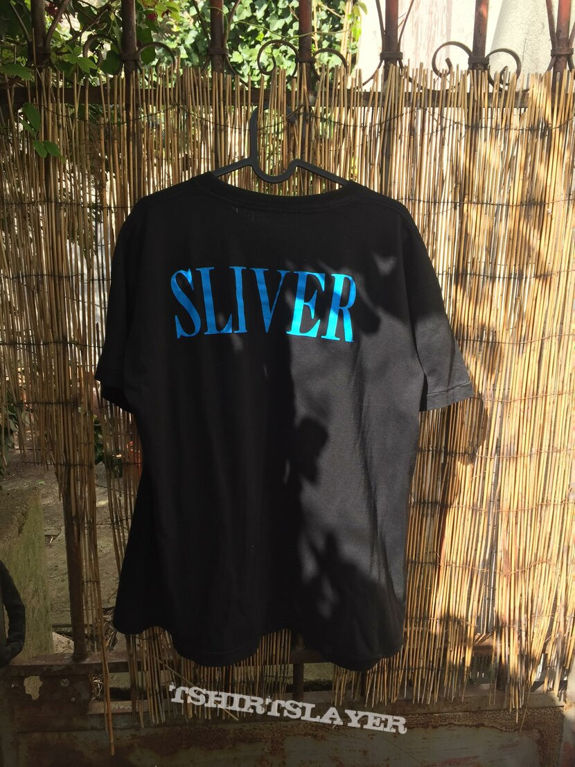 Vintage 1992 Nirvana Sliver Single Stitch XL
