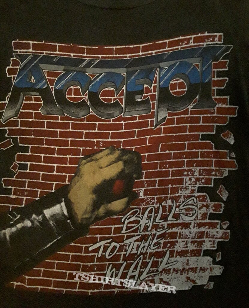 Accept - Balls to the Wall 1984