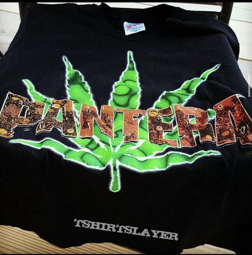 Pantera T shirt , ticket stub