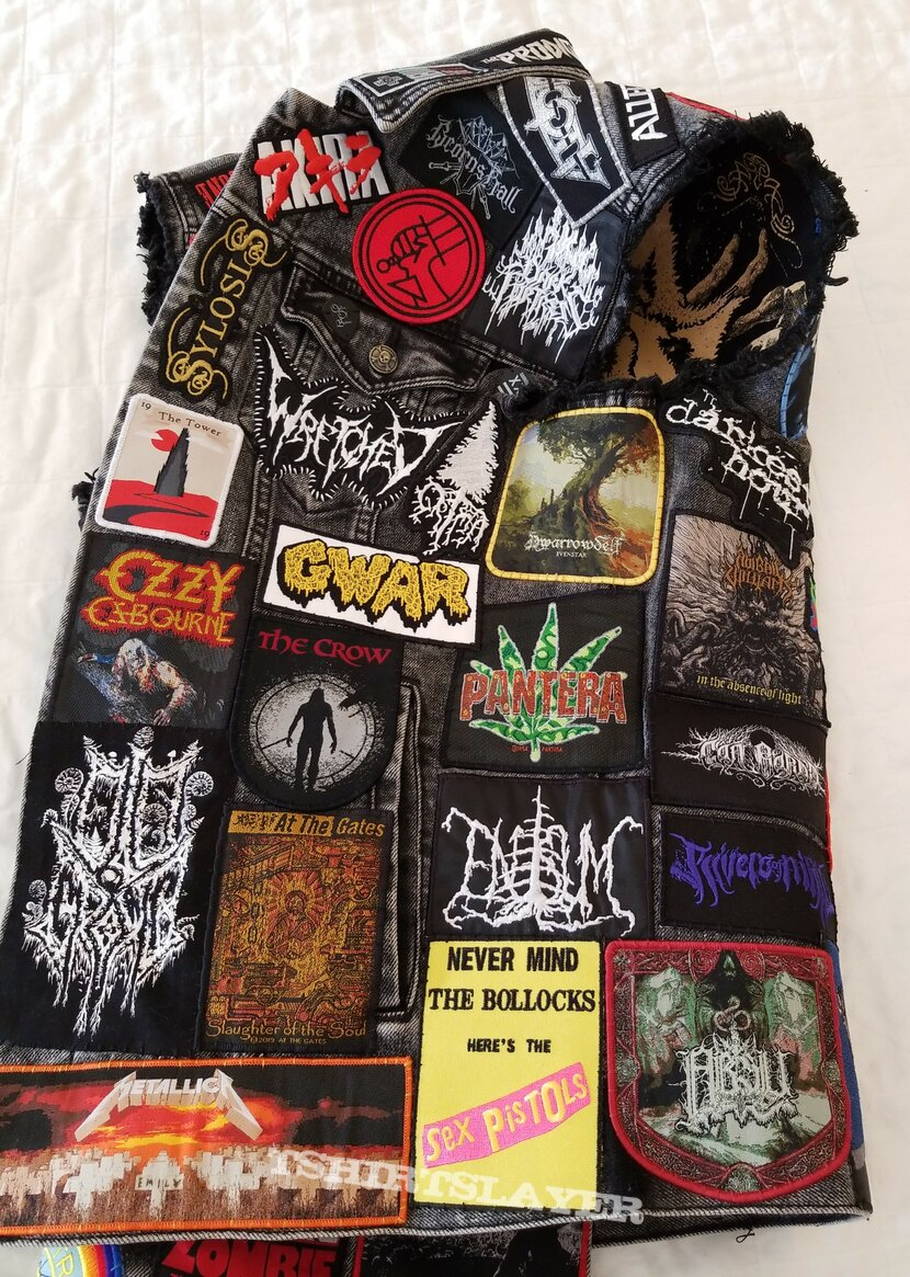 My Patch Vest