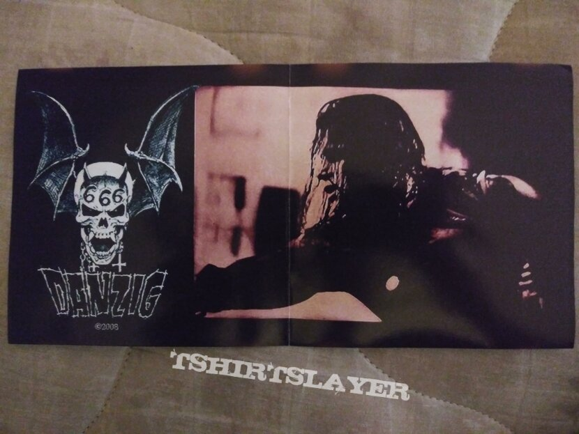 Danzig blackest of the black cd live Chicago show 2008