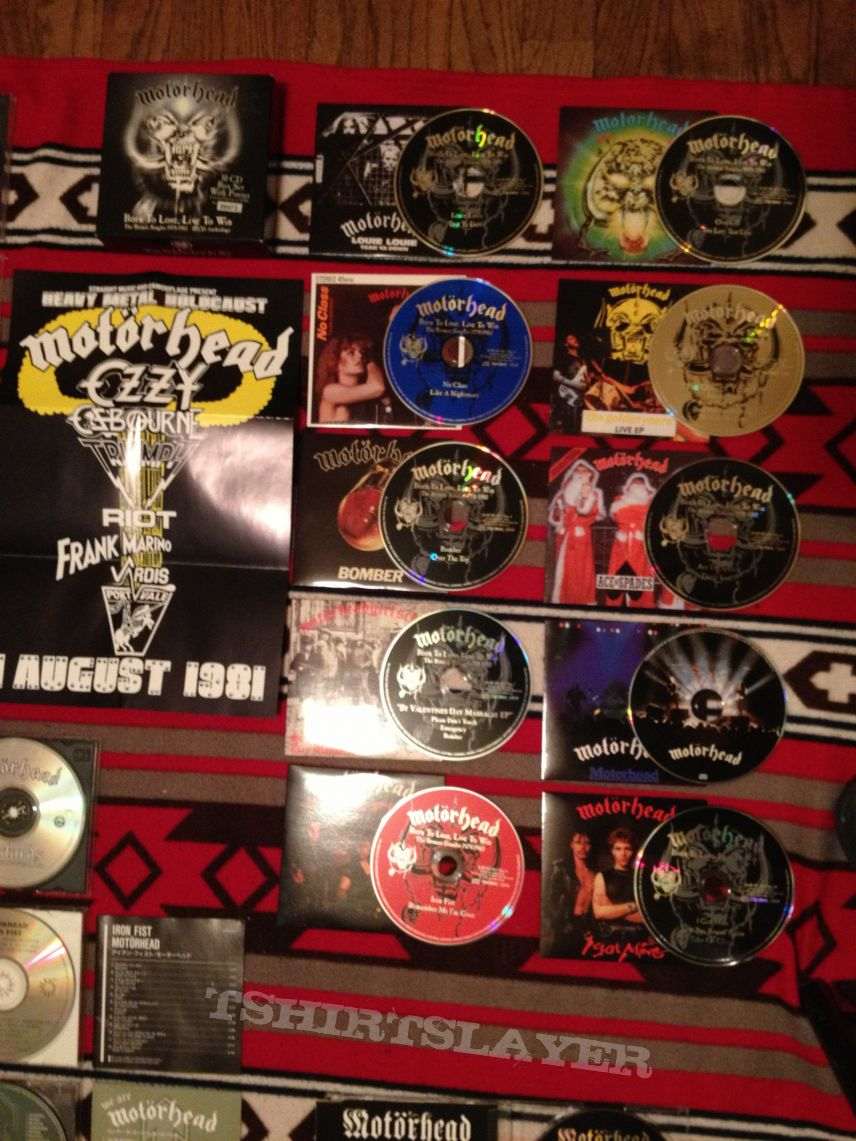 Other Collectable - Motörhead CD Collection