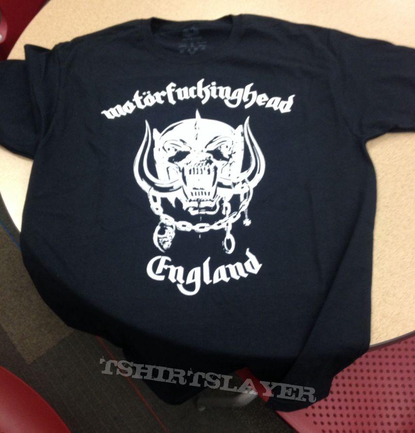 DIY Motörhead shirt