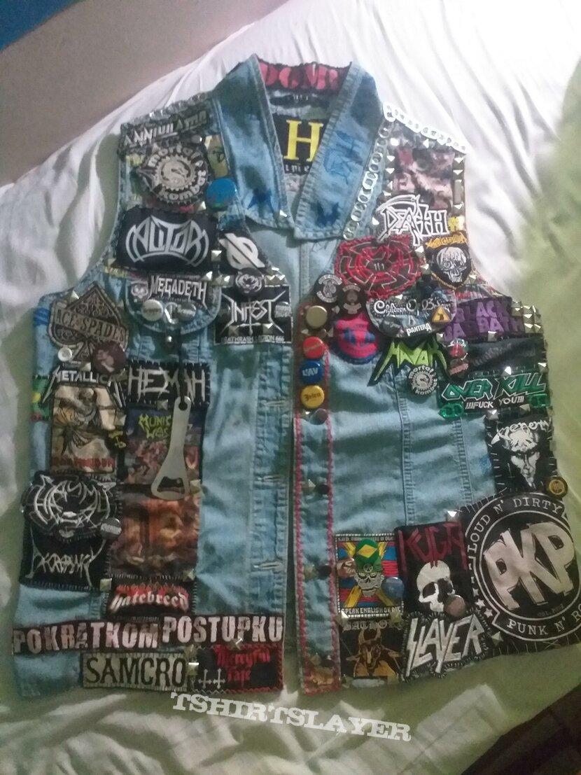 My battle vest! 03.06.2021.