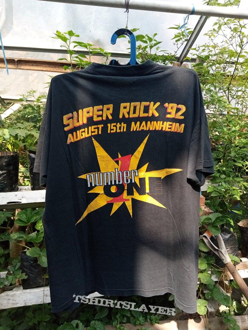 Helloween tour 1992
