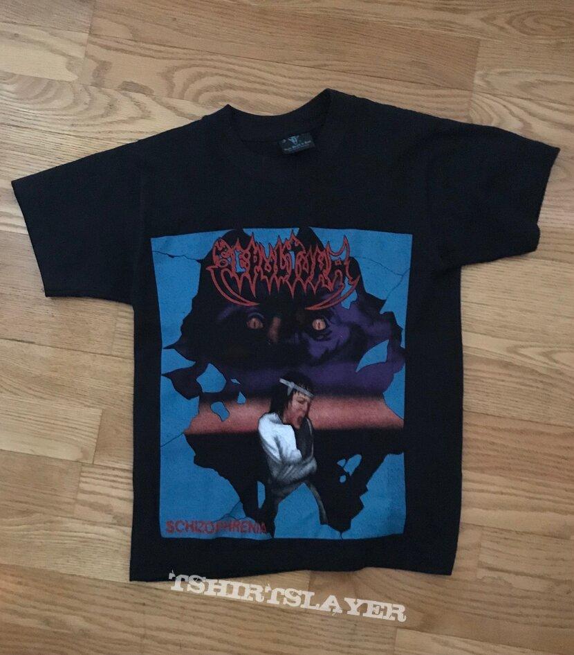 schizophrenia t-shirt