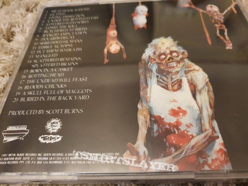 "Cannibal Corpse EbtL/BaB ""double album"""