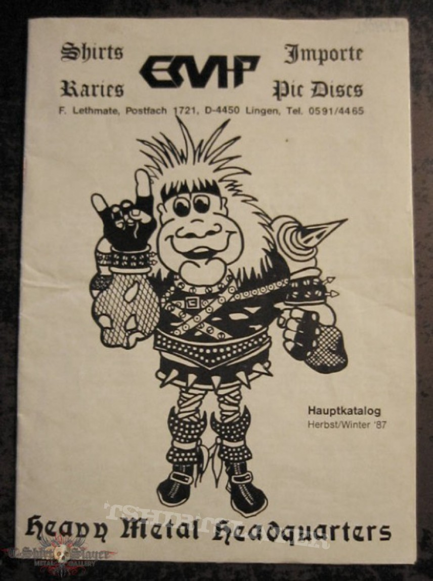 Other Collectable - Catalogs EMP early 90s