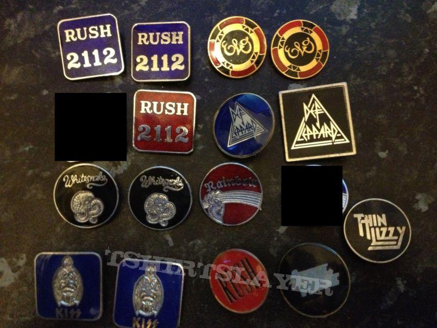 Vintage pins/badges for sale/trade