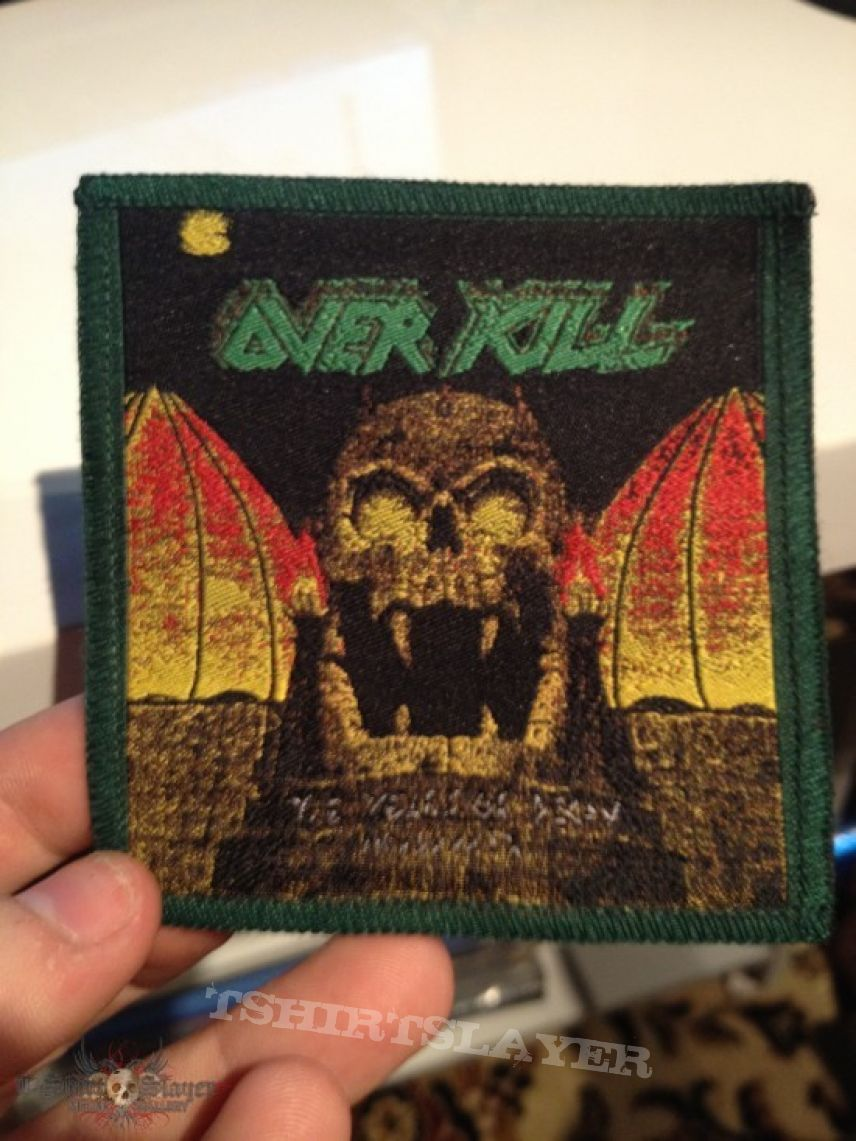 Patch - Years Of Decay - Overkill Patch (not for sale or trade)