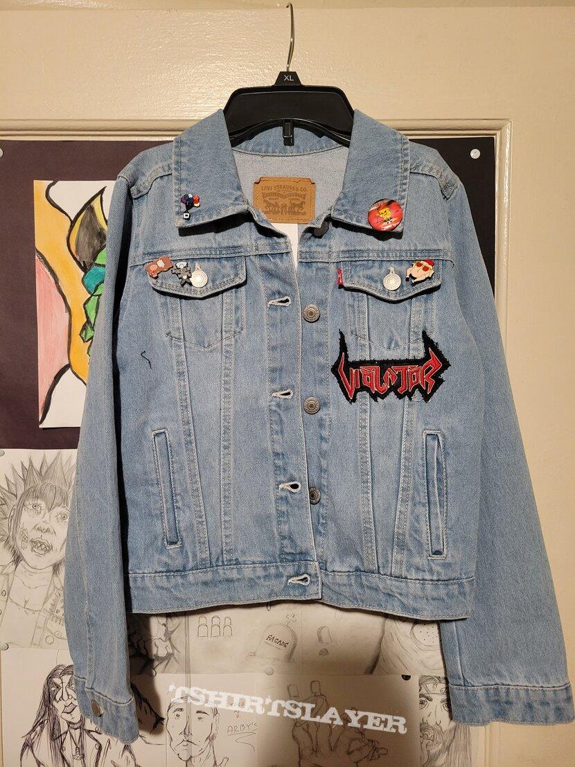 Nephews jacket (1st update)